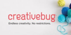 Creative Bug online access at WPL